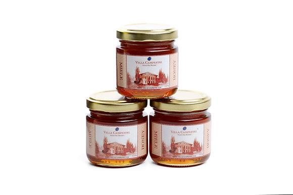Pure Chestnut Honey - 240 g