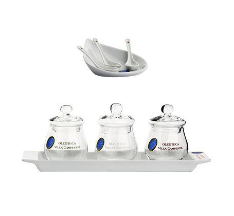 Smell & Taste - the Olive Oil Tasting Set