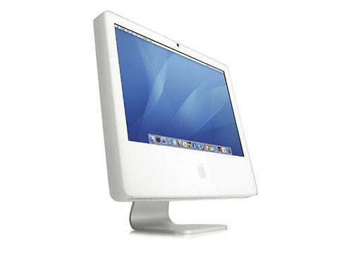"iMac Intel 20"" - 2.16GHz Core 2 Duo/4GB RAM/250GB"