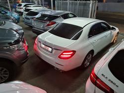 Mercedes E220d White 14