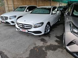 Mercedes E220d White 03