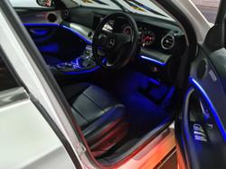 Mercedes E220d White 09