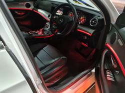 Mercedes E220d White 10