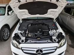 Mercedes E220d White 15