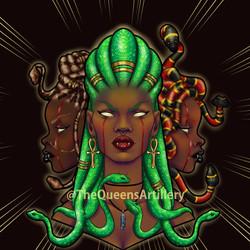 Triple Moon Godess