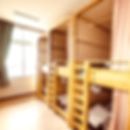 Female dormitory in myplace guesthouse Okinawa