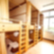 Mixed dormitory in myplace guest house Okinawa