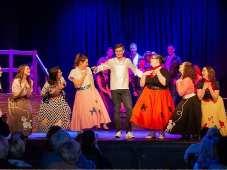 """Fulfilling a Dream; Acting in """"Grease"""""""