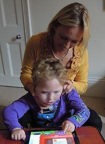 Private Bobath physio for children