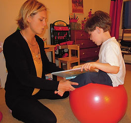 Private Bobath physio for children