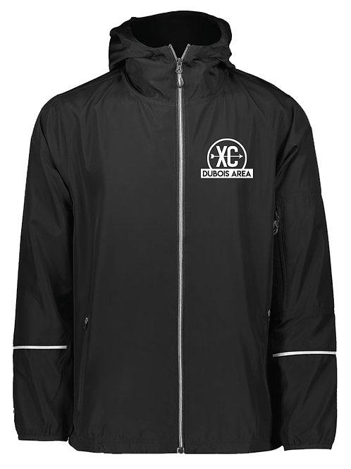 100% Polyester Full Zip Jacket
