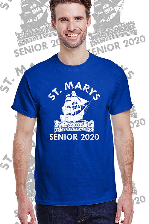 St. Marys Senior Tee