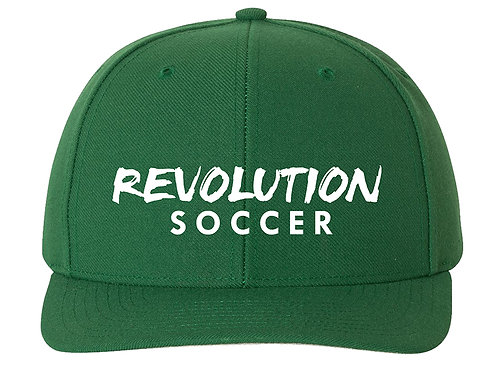100% Polyester Adjustable Hat