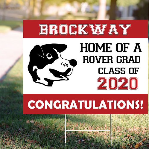 Brockway Sign