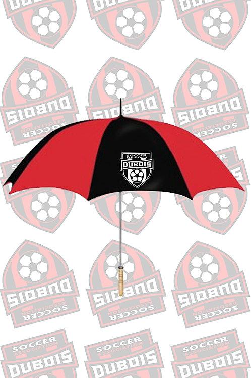 Umbrella Red/Black