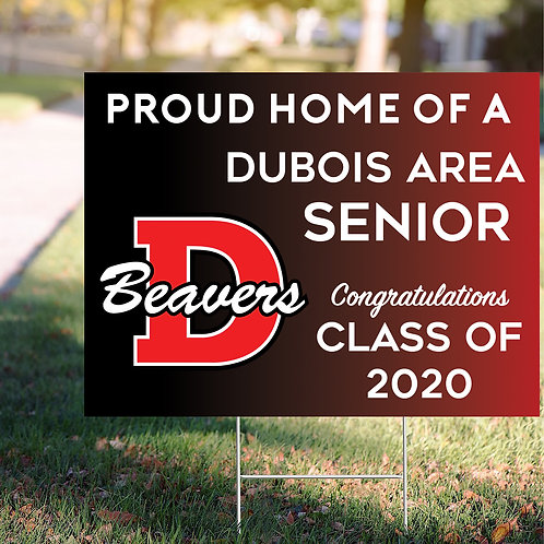 DuBois Sign