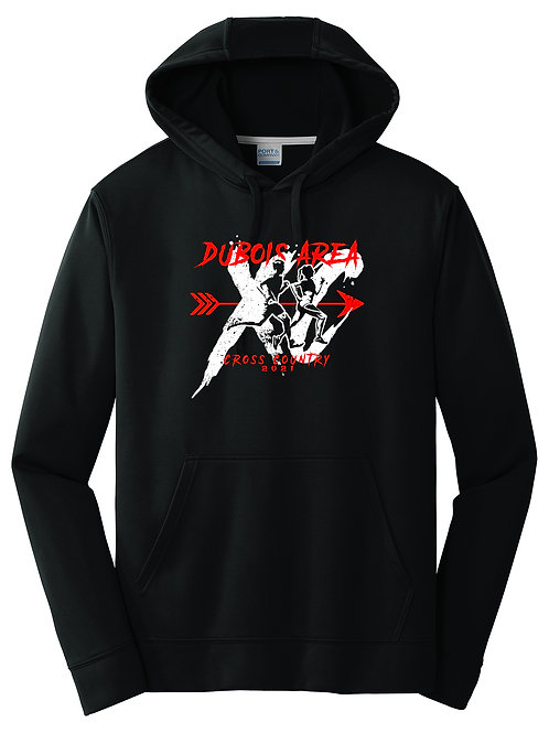 100% Polyester Hoodie