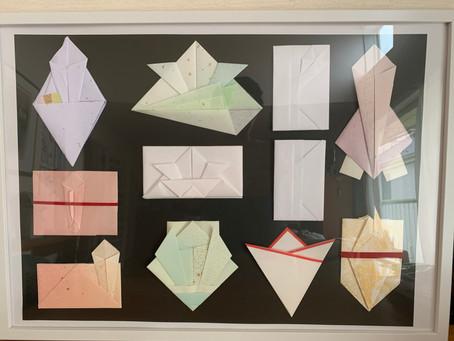 【折形礼法】折形礼法、水引カルチャー倶楽部