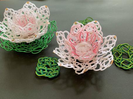 【水引 飾り結び】蓮の花
