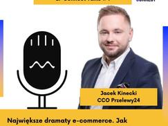 EF Connect Talks #4 Największy dramat e-commerce, czyli porzucony koszyk. Jak sobie z nim radzić?