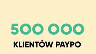 PayPo ma już ponad pół miliona klientów