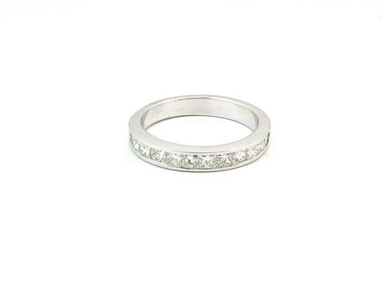 14kt White Gold Wedding Ring