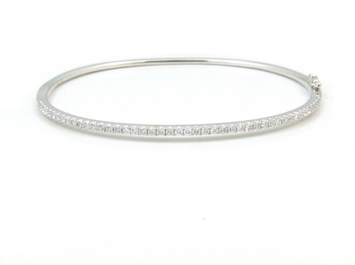 lunar bangle gold robinson white david anniversary m diamond bangles