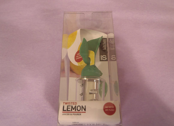 Lemon Juicer & Pourer -Green