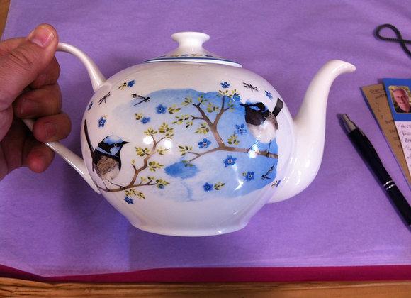 Large Teapot