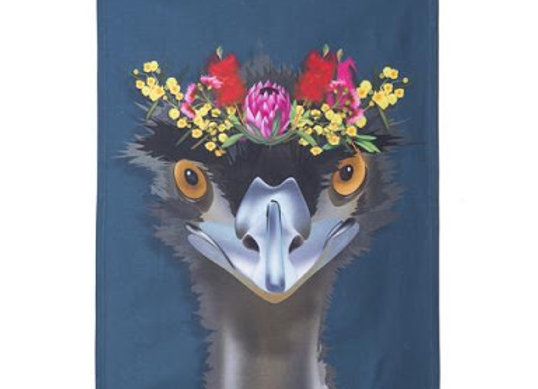 Tea Towel EMU