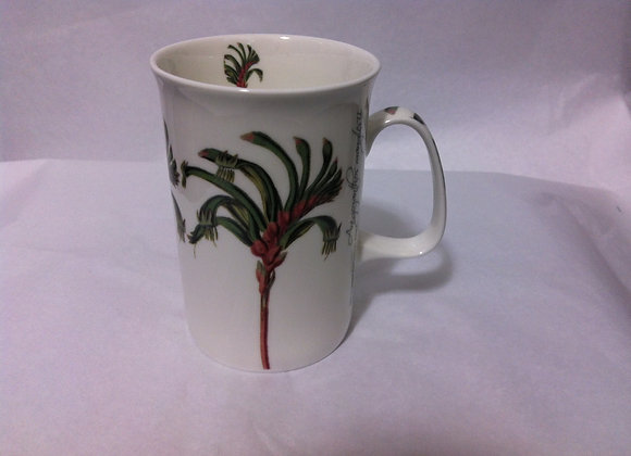 Kangaroo Paw Flower Coffee Mug