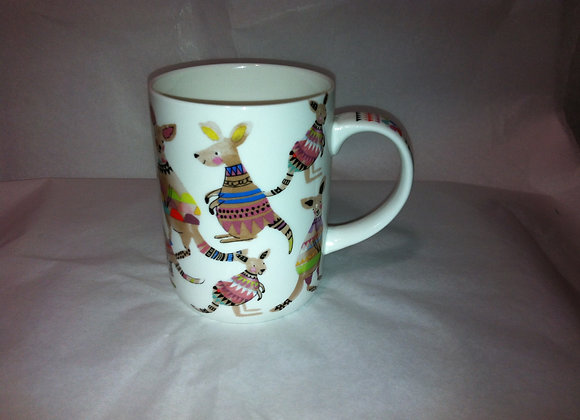 Kangaroo Coffee Mug Large