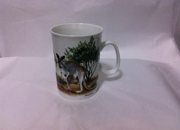 Kangaroo Coffee Mug
