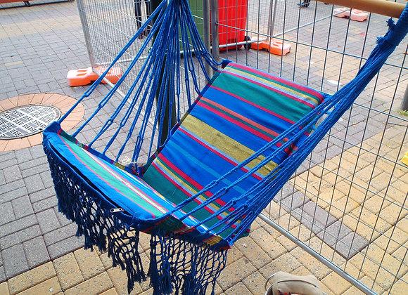 Braziliian chair Blue