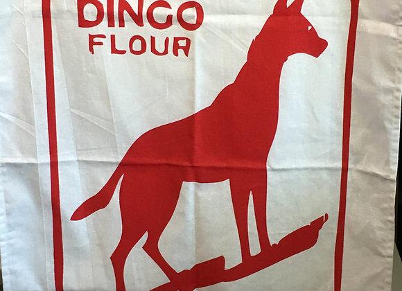 Tea Towel Dingo Flour Theme