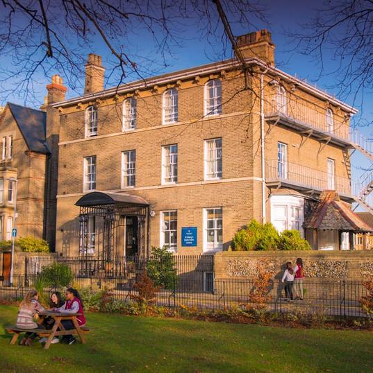 St. Marry's School Cambridge