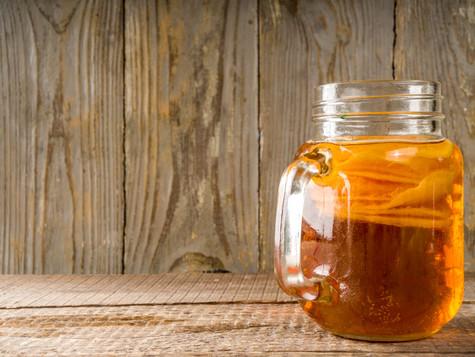 Kombucha: la popular bebida fermentada