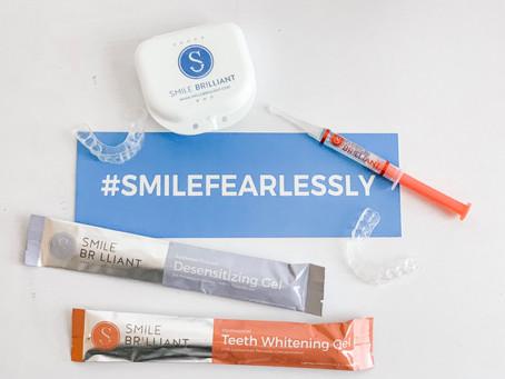 Whitening Sensitive Teeth at Home