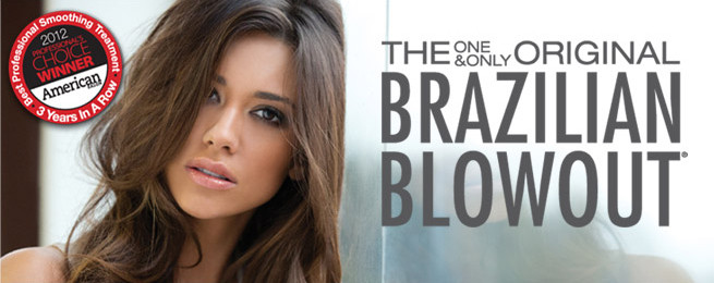 The Brazilian Blowout