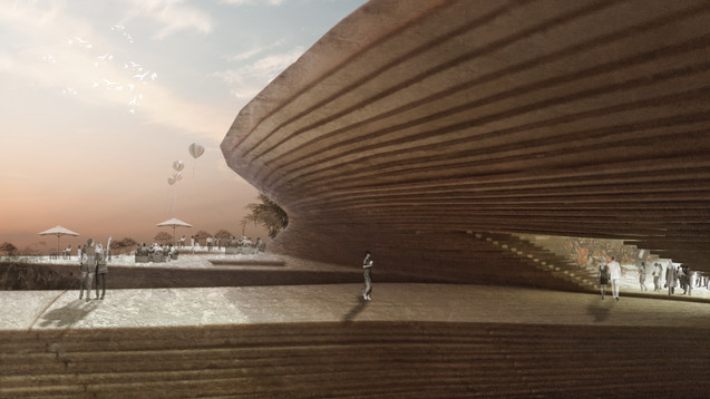 """west kowloon cultural district """"the hill"""" hypothesis"""