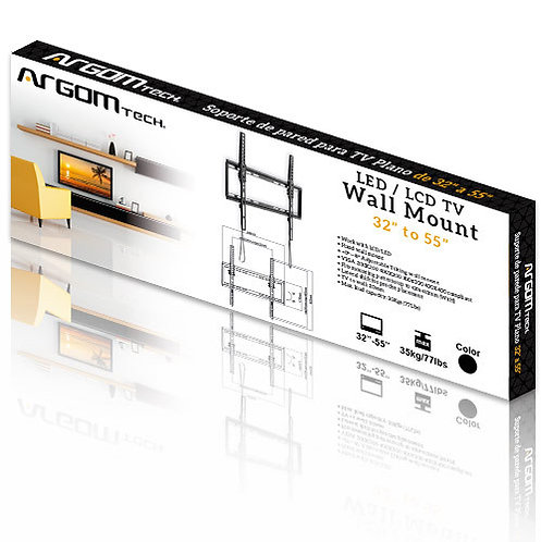 Argom TV Wall Mount 32''-55'' Tilting