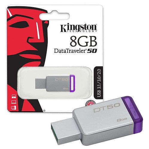 Kingston 8GB DT50 Flash Drive