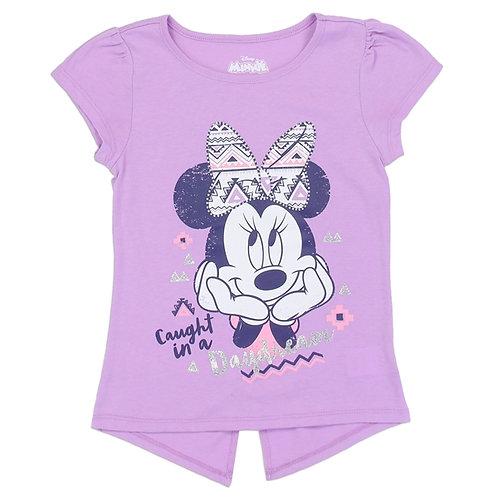 MINNIE MOUSE Girls Toddler T-Shirt