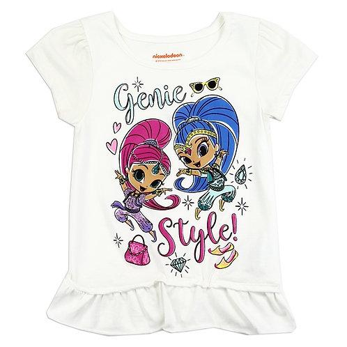 SHIMMER & SHINE Girls T-Shirt