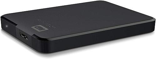 Western Digital Elements 2TB USB 3.0 Ext. HDD