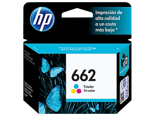 HP 662 Color Ink