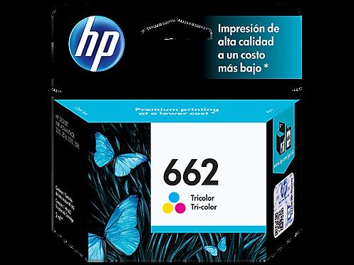 HP 662 Color Ink
