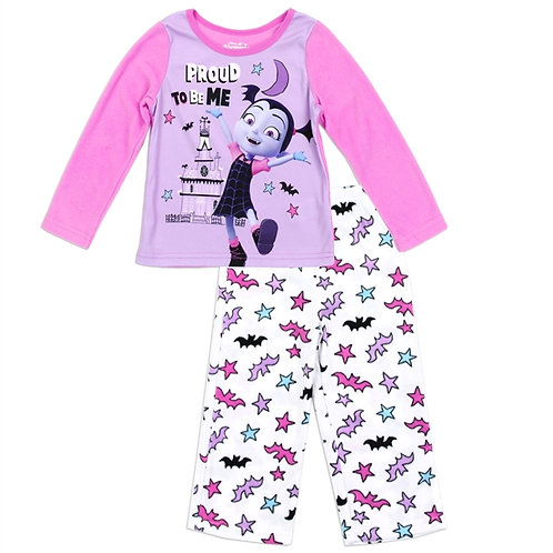 VAMPIRINA Girls Toddler 2PC Pajama Set