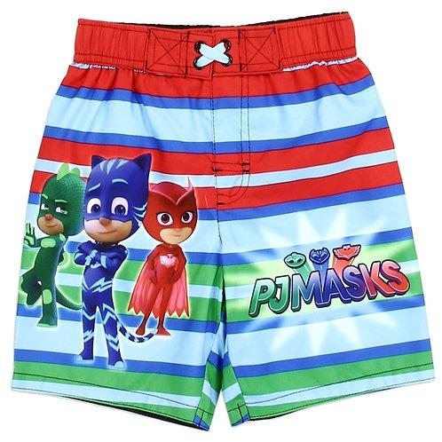 PJ MASKS Boys Toddler Swim Shorts