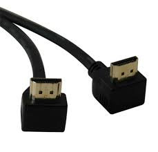 Right Angle HDMI Cable 10FT